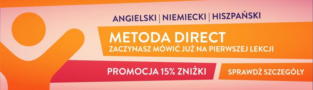 Metoda Direct English